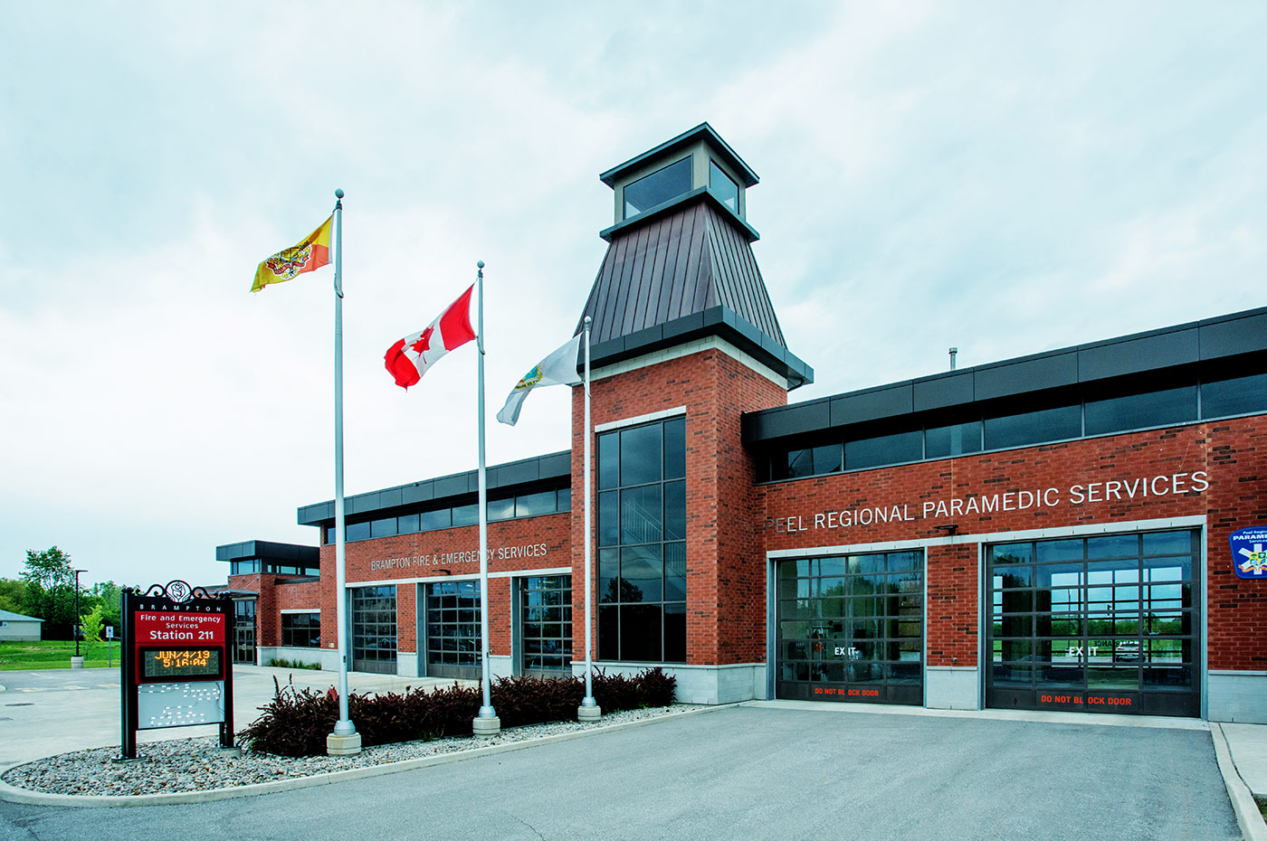 Brampton Fire Station