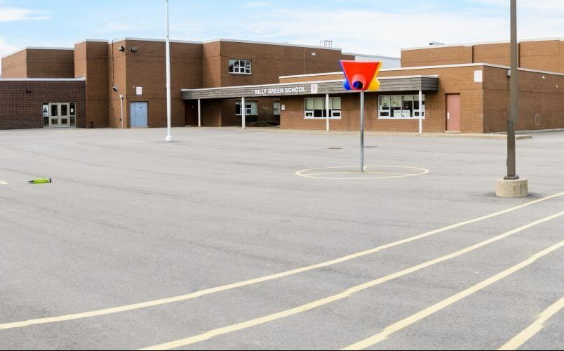 Billy Green Elementary Renovations