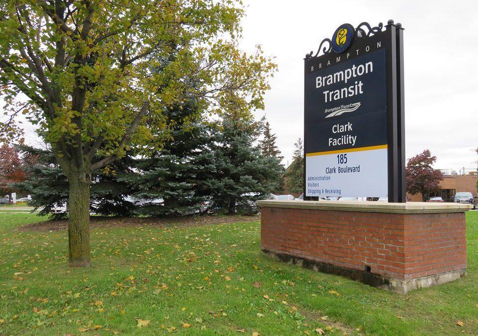 Brampton Humicon Platforms Retrofitting