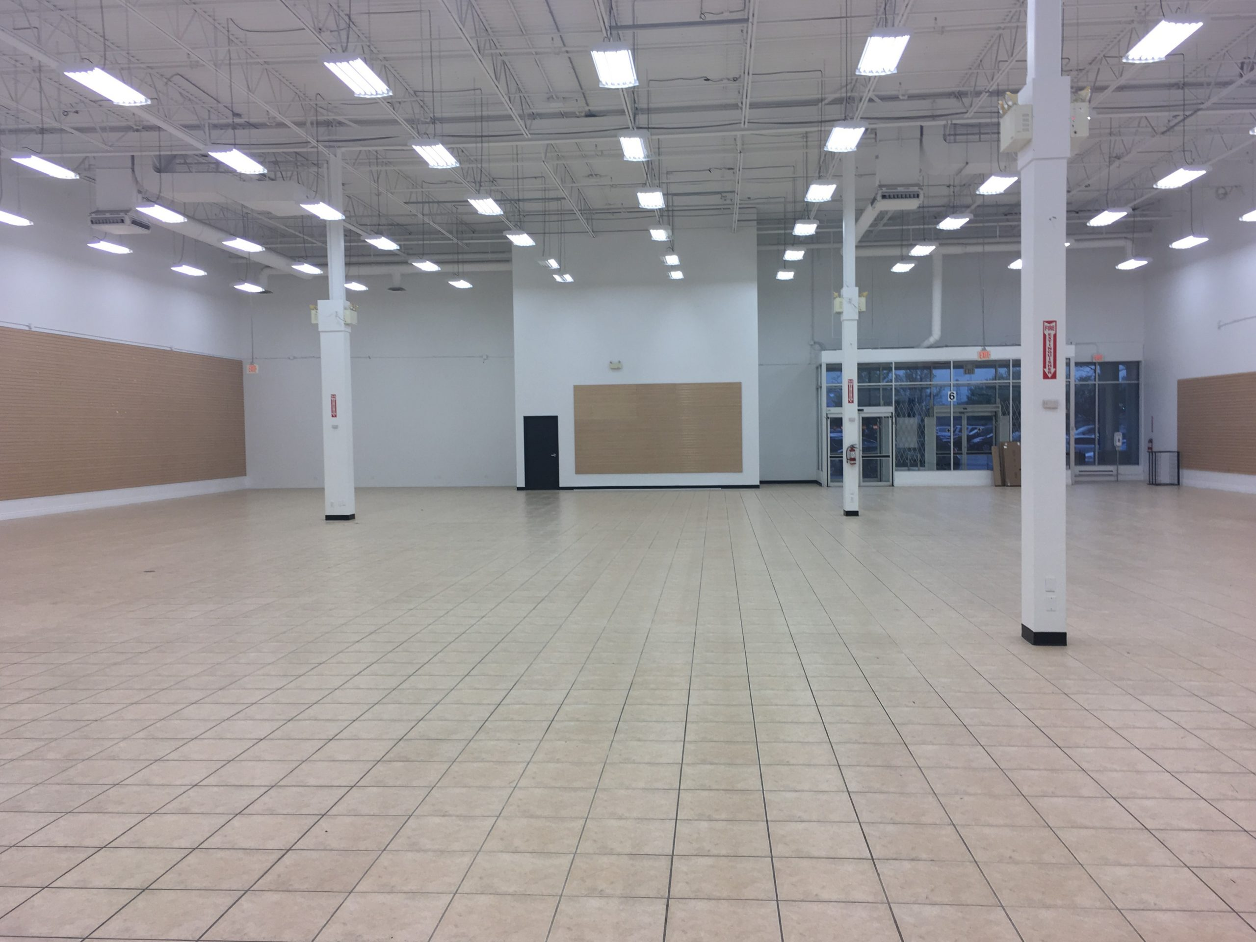 SmartREIT Fabricland Fit-Out