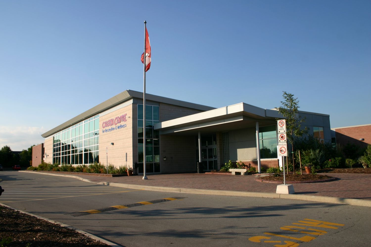 Caledon Centre for Recreation and Wellness